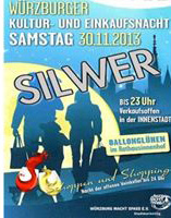 Plakat Shoppingnight